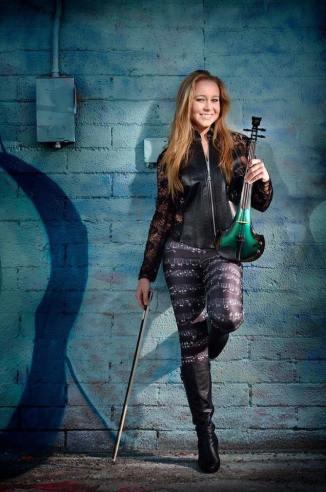 Violin girl 2
