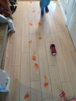 Footprints blog