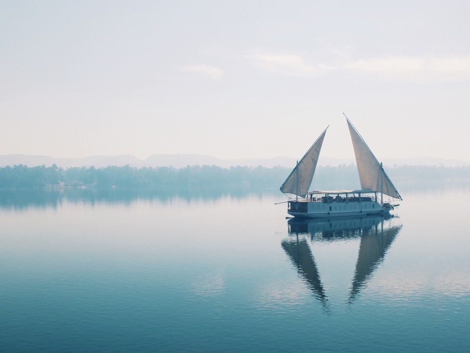 Egypte, Steam Ship 9