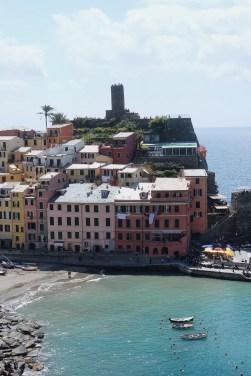 Italie, cinque terre