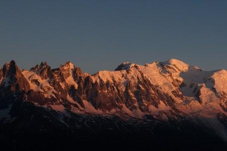 Chamonix / Lac blanc