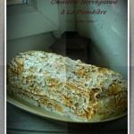 Gâteau Pommes & Noix De Coco