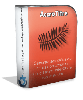 Application Web AccroTitre