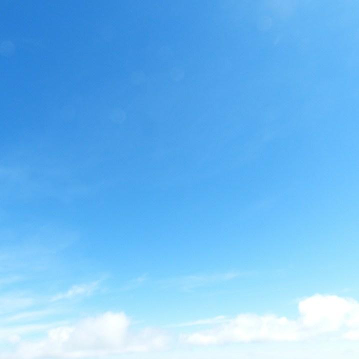 respirer le bleu du ciel