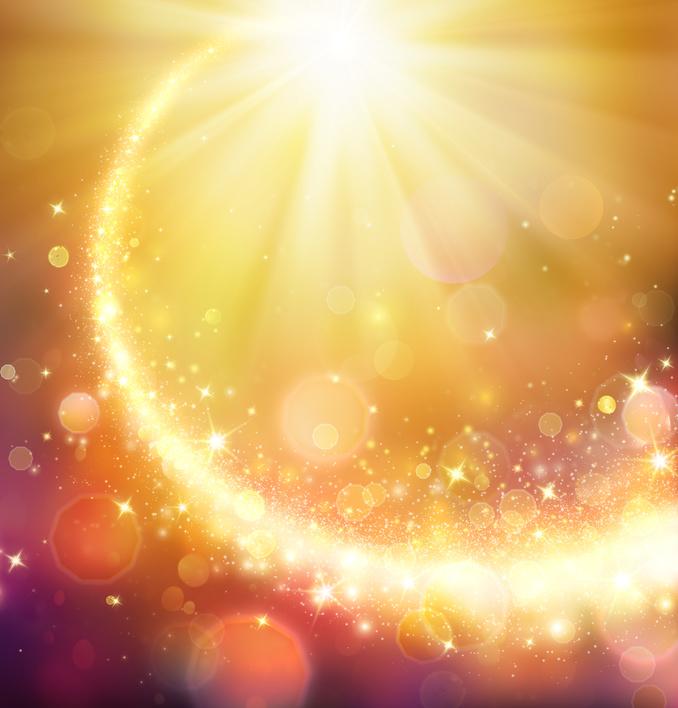 Les messages de l'univers : ancrage et lumière