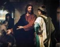 Jesus and the wealthy man