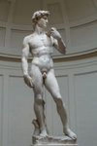 'David' by Michelangelo