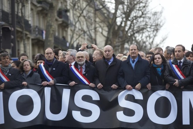 nous sommes charlie photo