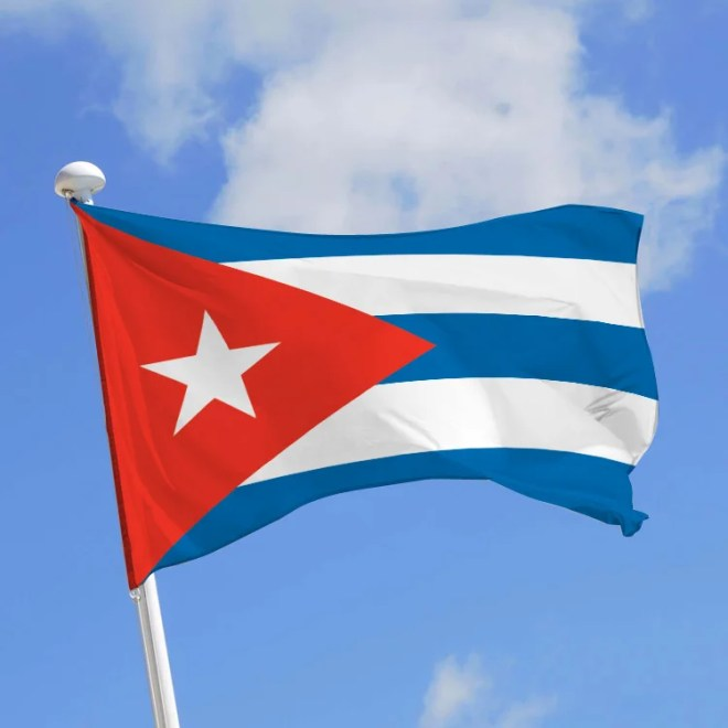 drapeau cuba