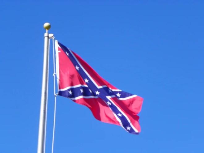 confederate flag photo