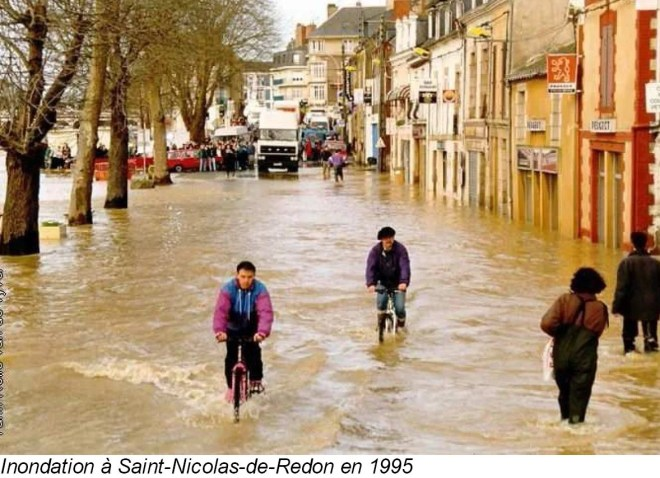 inondations france 1995