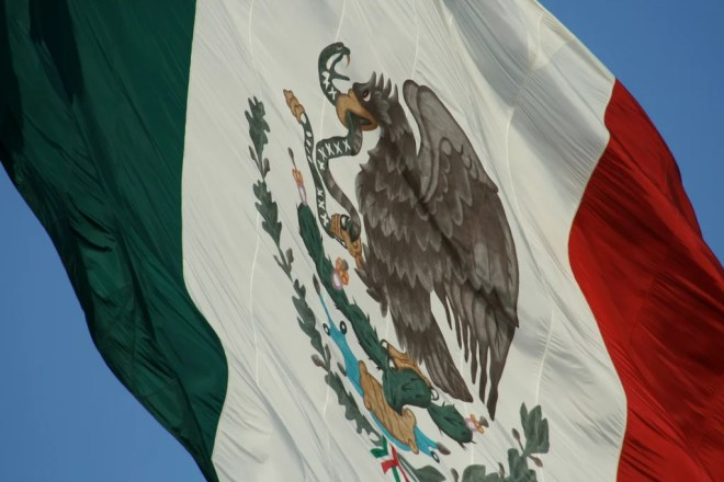 drapeau mexique photo