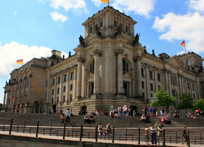 reichstag photo