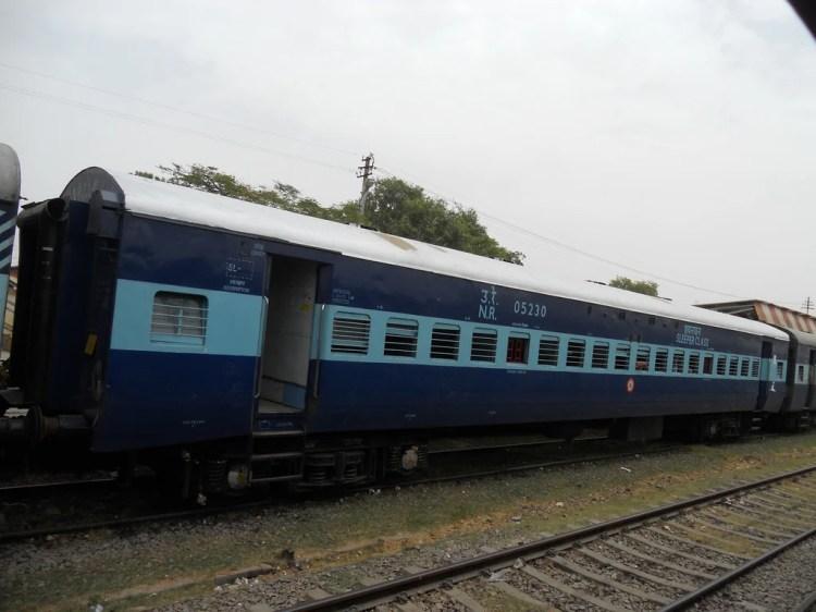 Dehradun Varanasi Janata Express photo