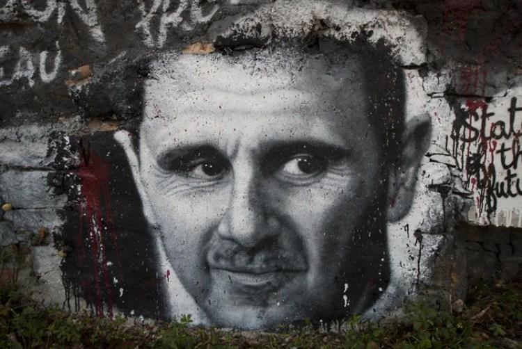 Bachar el-Assad photo