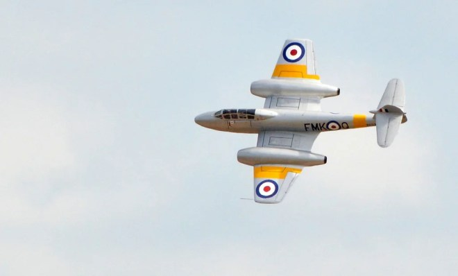 gloster meteor photo