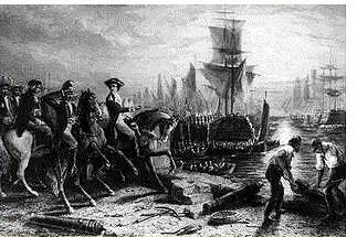 Evacuation Boston