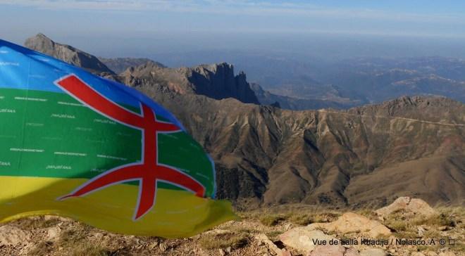 drapeau kabylie