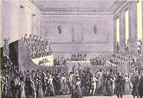 tribunal révolutionnaire