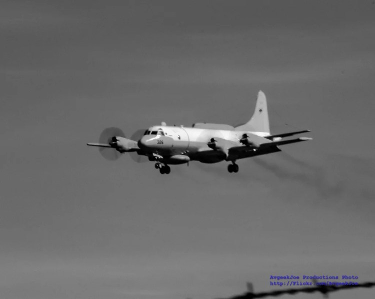 Lockheed EP-3 photo