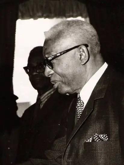 Francois Duvalier papa doc