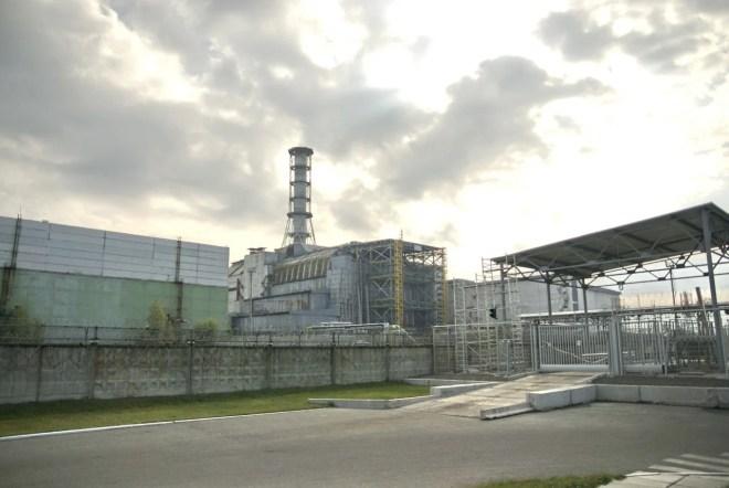 Tchernobyl réacteur numero 4
