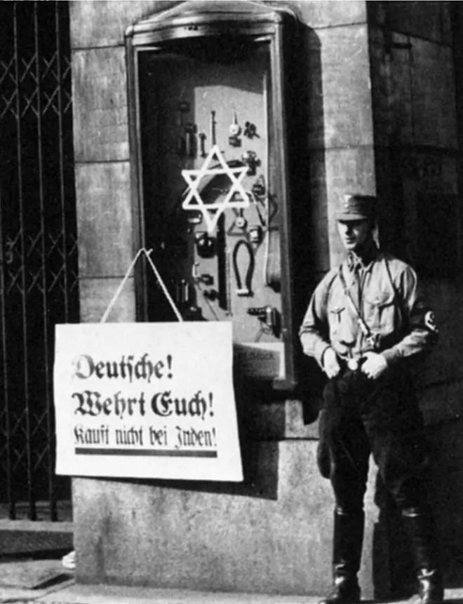 affiche antisémite