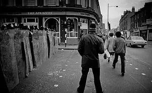 emeute Brixton