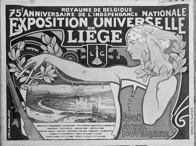 expo 1905 liege