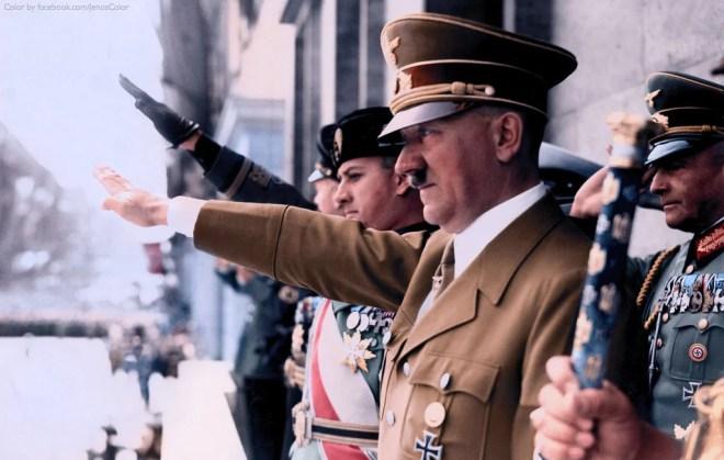 Joachim von Ribbentrop Galeazzo Ciano photo