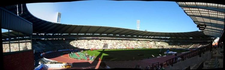 stade roi baudouin photo