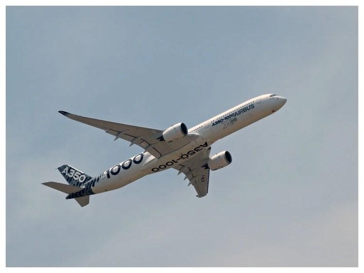 A350 XWB photo