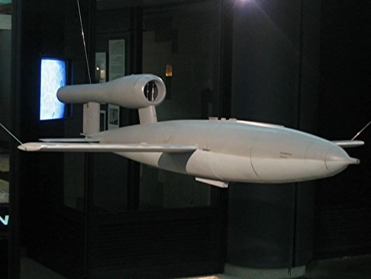 Missile de croisière V1