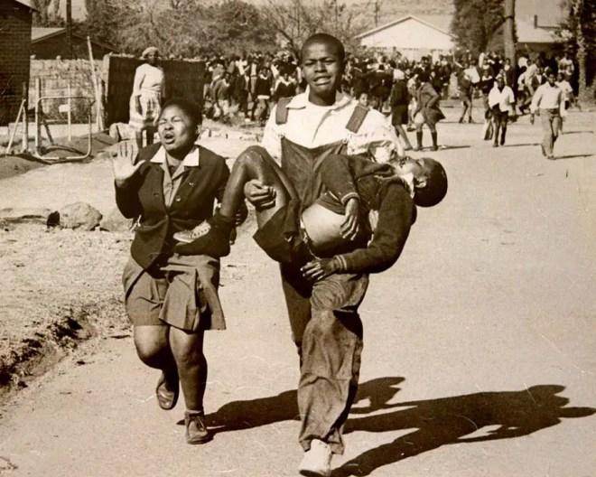 massacre soweto