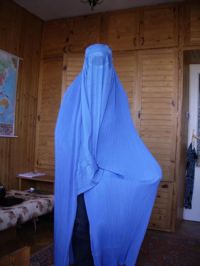 burka photo