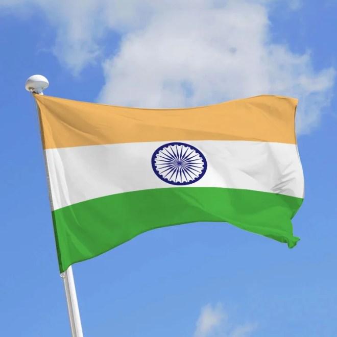 drapeau inde