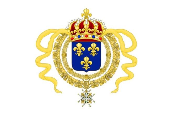 drapeau nouvelle france