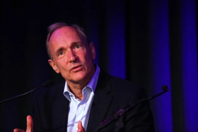Tim Berners-Lee photo