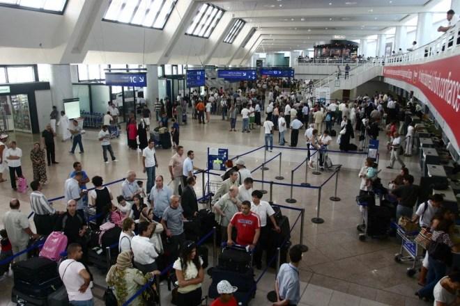 alger airport photo