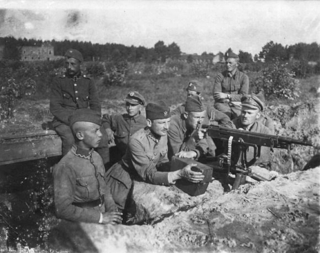 bataille de varsovie 1920