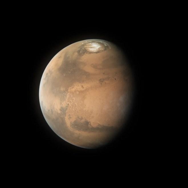 mars orbiter mission photo