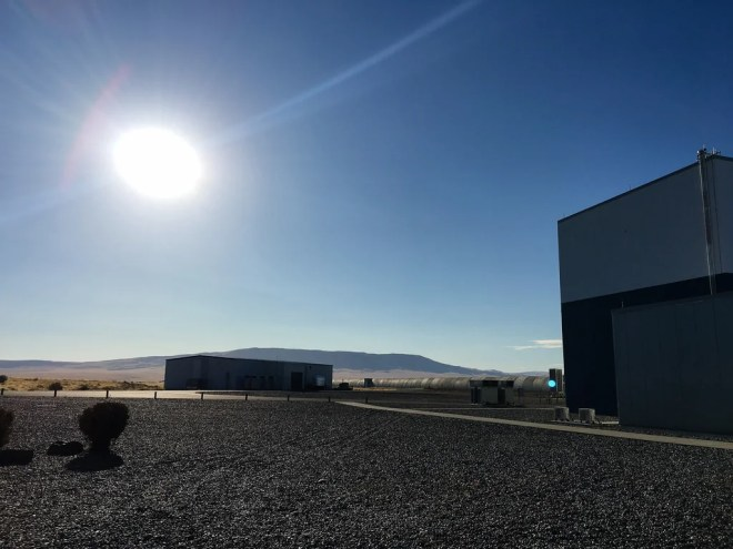 ligo hanford photo