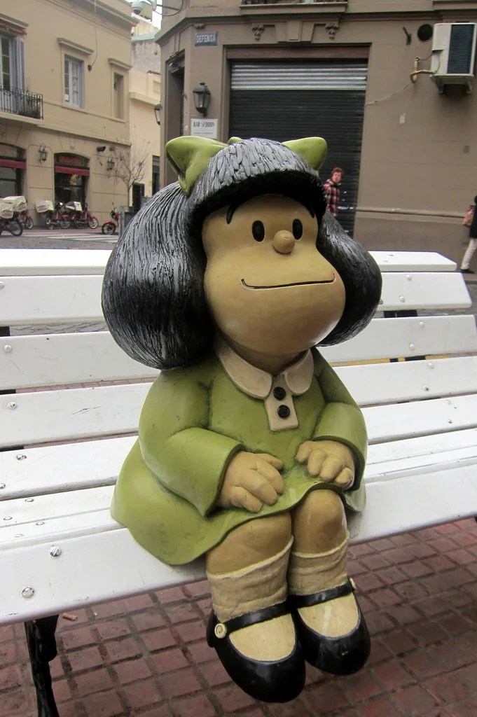 mafalda photo