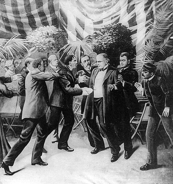 McKinley Assassinat