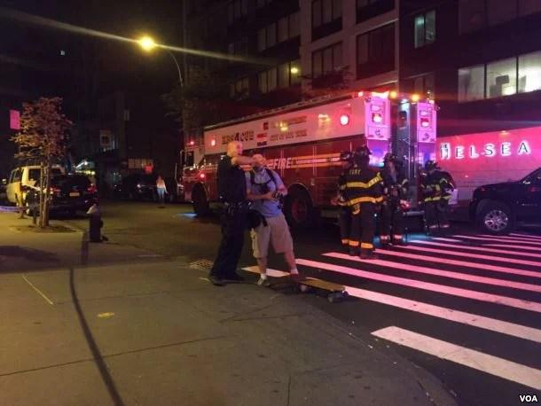 Chelsea victime d'un attentat 17 septembre