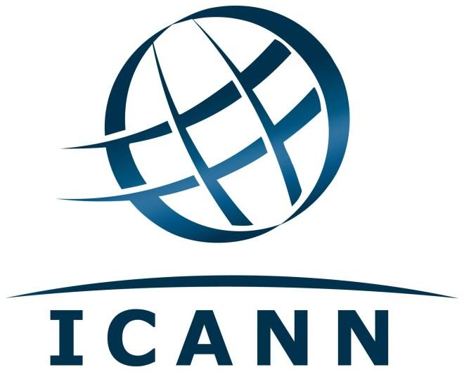 logo icann société lancée le 18 septembre 1998