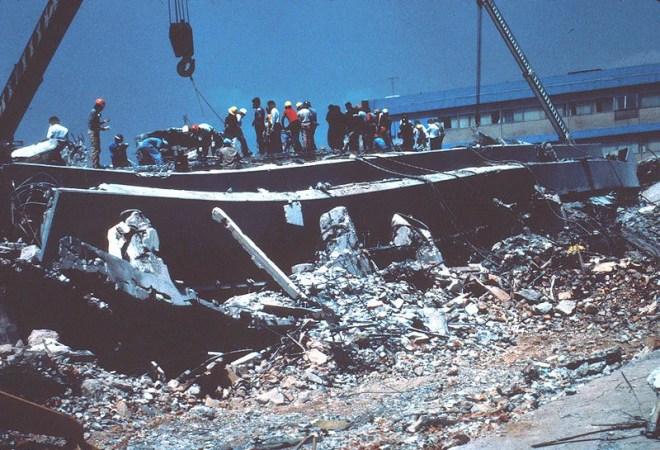 seisme mexico 1985