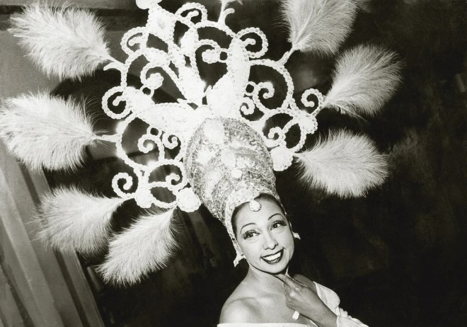joséphine baker photo