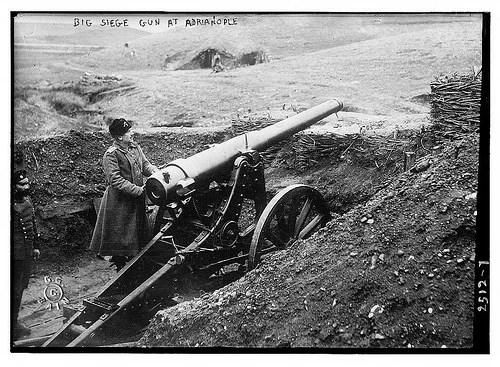 first balkan war photo