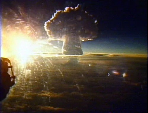tsar bomba photo